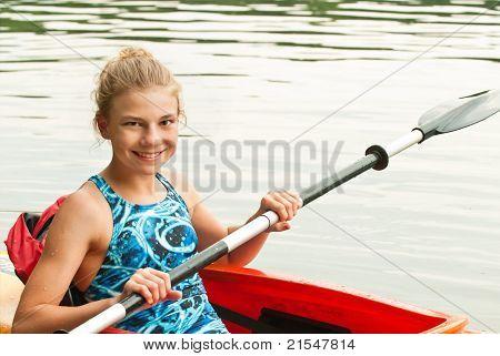 Kayak Girl 2