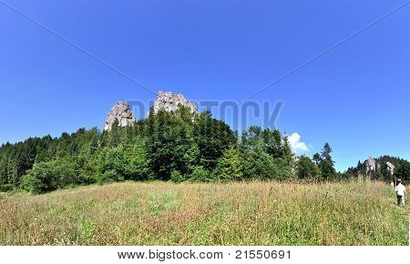 Tustan - Old Rock Fortress City
