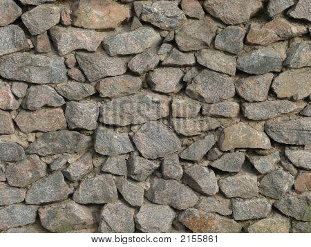 Bricky Stonewall Textured Surface