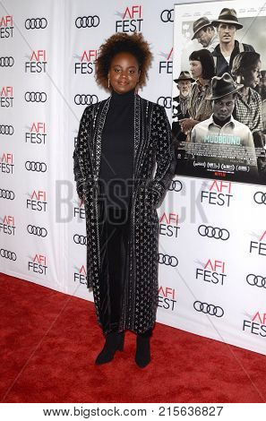 LOS ANGELES - NOV 9:  Dee Rees at the