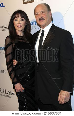 LOS ANGELES - NOV 11:  Dr. Sharon McQuillan, Ken Meares at the 2017 D.R.E.A.M. Gala at the Montage Hotel on November 11, 2017 in Beverly Hills, CA