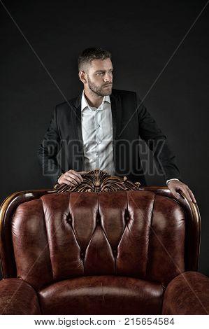 Businessman Or Ceo Fashion.