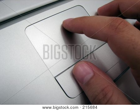Working With The Trackpad
