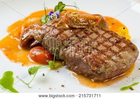 Beef Steak Entrecote