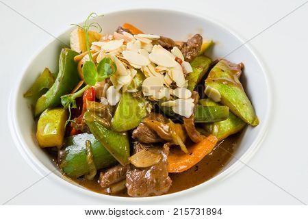 Asian Beef Tenderloin