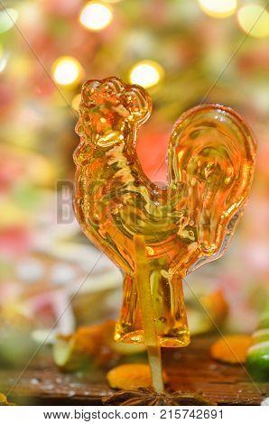 Candy Lollipop Cock