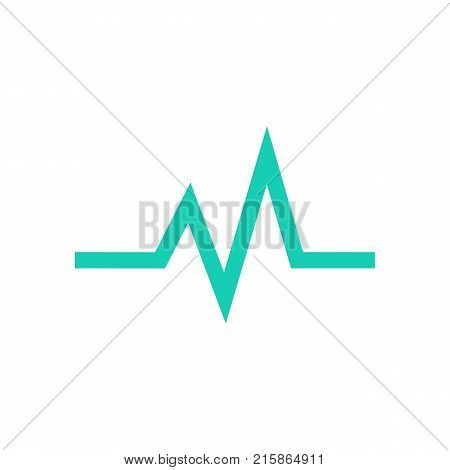 Simple Heart Beat Wave