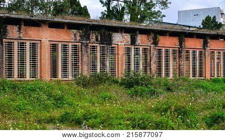 Old Buildings In Dalat, Vietnam