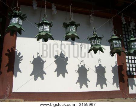 Lanterns And Shadows