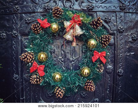 Wreath   for christmas and new year
