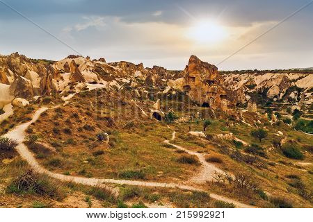 Goreme National Park And The Rock Sites Of Cappadocia