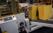 Fully Automatic Carton / Box Erector Machine poster