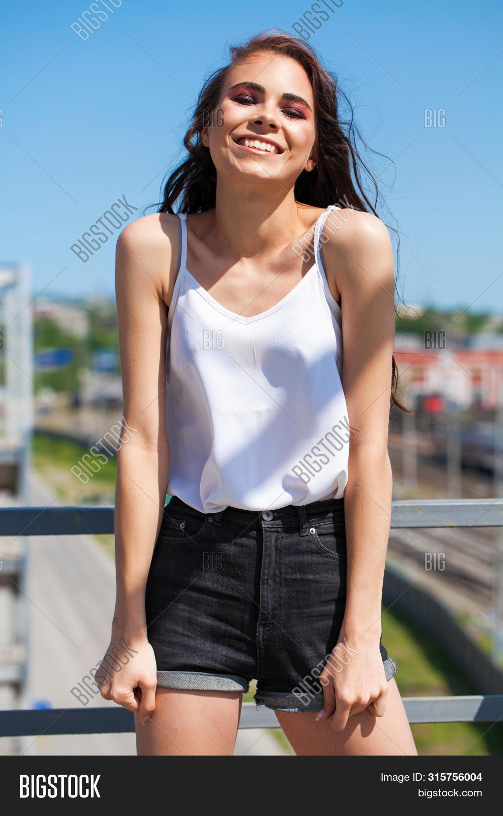 Adhone Salmon Sushi Mans Tank Top T-Shirts Sports Sleeveless Vest White