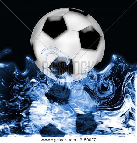 Football Reflect Bluewater