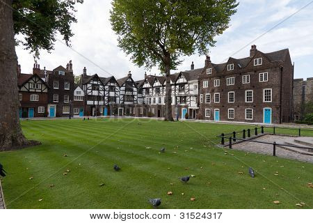 Tower Of London Historical Monument