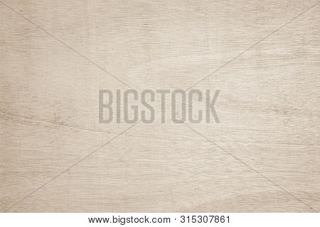 Real Nature Brown Plywood Texture Seamless Wall And Old Panel Wood Grain For Background. Wooden Patt