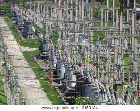 The Electric High-Voltage Transformers