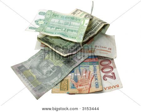 Money From Different Countryes