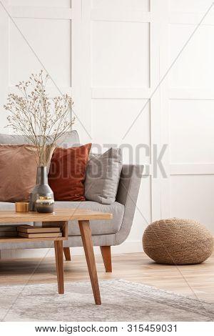 Amazing Wooden Furniture Grey Image Photo Free Trial Bigstock Dailytribune Chair Design For Home Dailytribuneorg