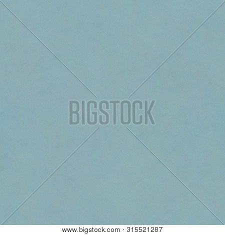 Seamless Paper Pattern. Kraft Paper Texture. Carton Background. Blank Sheet Of Blue Kraft Paper