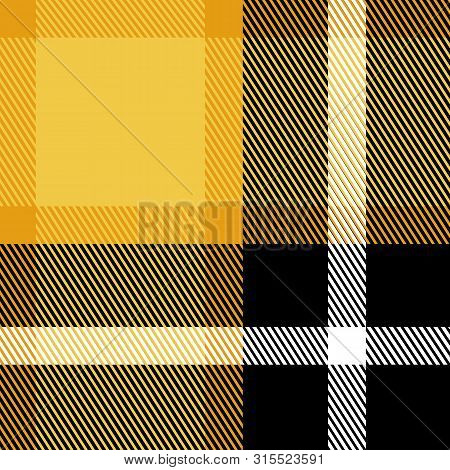 Color Plaid Checkered Fabric Pattern Vector Texture Print