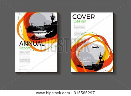 Abstract Cover Background Modern Design Modern Book Cover Brochure Cover  Template,annual Report, Ma