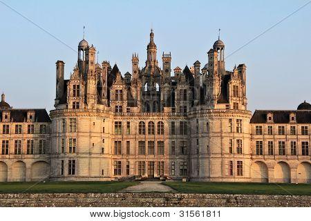 Castle Facade Detail