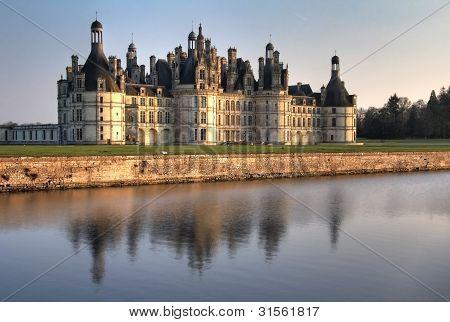 Chambord Chateau Val De Loire