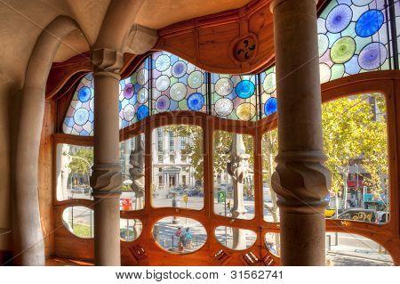 Casa Batllo By Antonio Gaudi