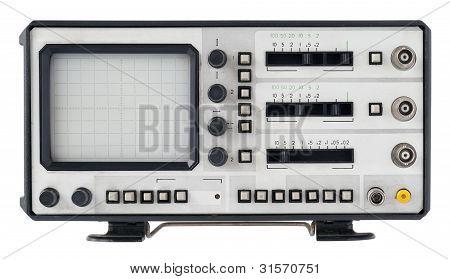 Old Abstrct  Oscilloscope