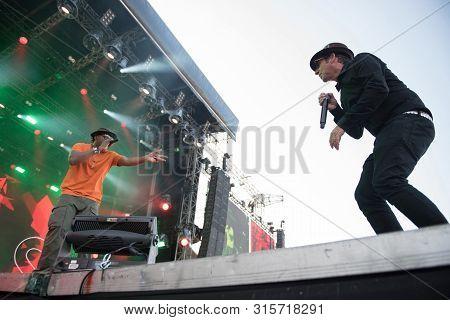 Dub Pistols Live Concert