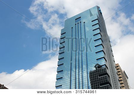 Philadelphia, Usa - June 11, 2013: G. Fred Dibona Jr. Building In Philadelphia. Independence Blue Cr
