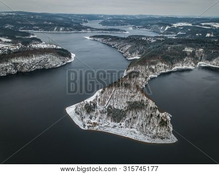 Water Dam Orlik Is Volume Of Water, Which Holds This Dam (704 Million M3), It Is Our Largest Dam In