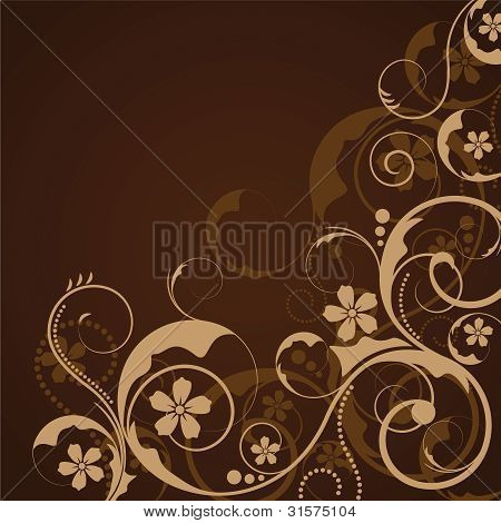 Abstract Ornament Design