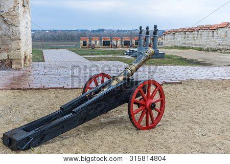 Fortress In Bender, Transnistria, Moldova
