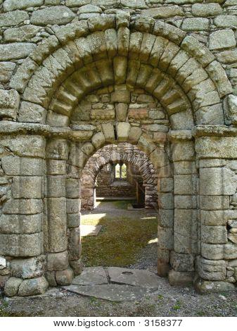 Romanesque Doorway
