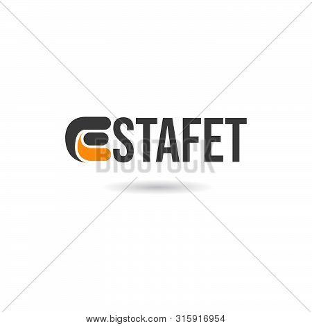 Elegant Letter E Symbol, Logo Concept For Business