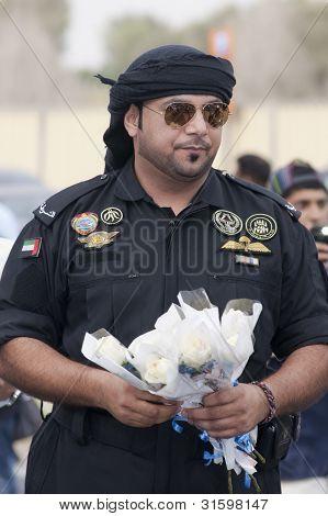 Top Cop, Abu Dhabi
