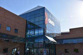 Portland, Oregon - Jun 12: Oregon Museum Of Science & Industry In Portland, Oregon, As Seen On Jun 1