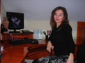 At The Office Working Place