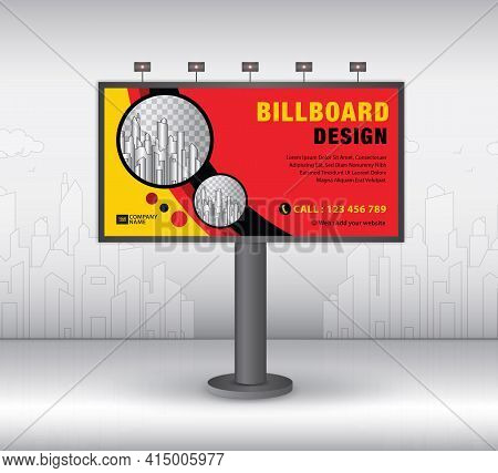 Billboard Template Design2021-no9