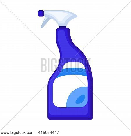 Detergent Vector Icon.cartoon Vector Icon Isolated On White Background Detergent.