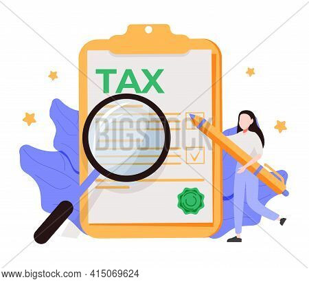 Accounting And Bookkeeping Cartoon Web Icon. Money Online Refund. Financial Consulting. Cashback, In