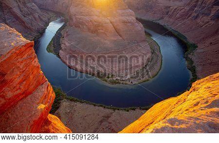 Glen Canyon, Arizona. Grand Canyon National Park