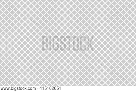 Fabric Modern Minimal Pattern Background. Geometric Diamond Tile Minimal Pattern. Seamless Texture.