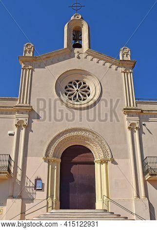 Hermitage Of Sant Ramon, Sant Climent De Llobregar Barcelona Spain