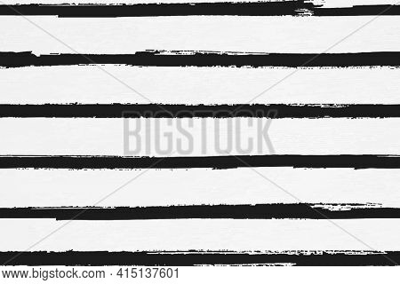 Striped background ink brush pattern
