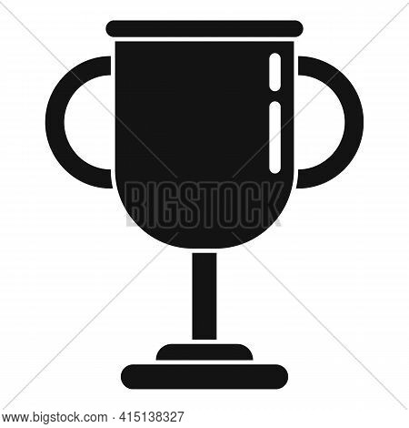 Greco-roman Wrestling Cup Icon. Simple Illustration Of Greco-roman Wrestling Cup Vector Icon For Web