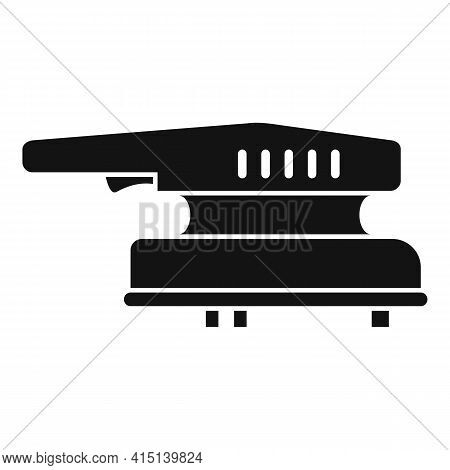 Carpenter Tool Icon. Simple Illustration Of Carpenter Tool Vector Icon For Web Design Isolated On Wh