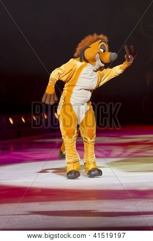 Timon From Lion King Waving
